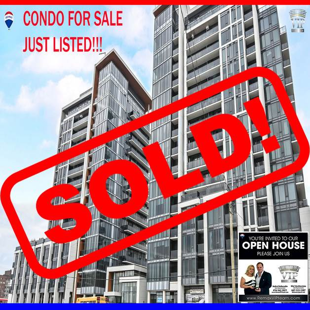 SOLD FOR  RECORD PRICE!!!Luxury Living At The Grand Palace Condo In Richmond Hill!