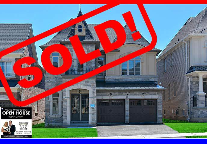 ***SOLD***SOLD***SOLD***9 Keatley Drive Luxurious Sun Filled 1 Year-New Home Built By Aspen Ridge.