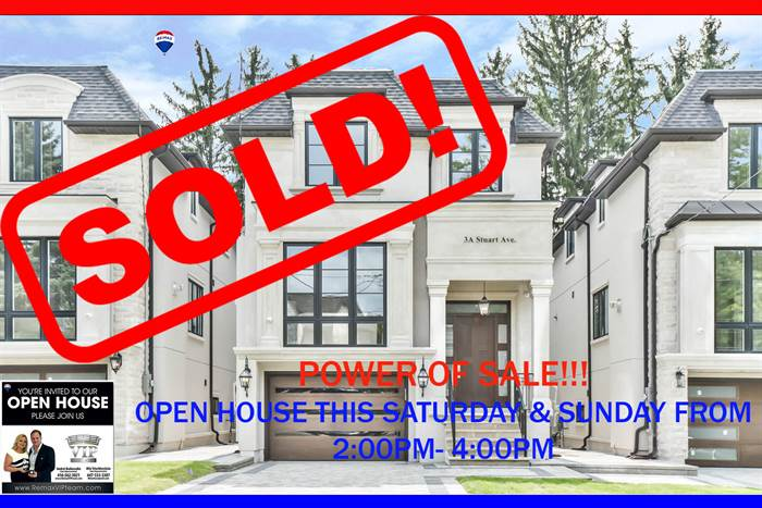 SOLD***SOLD***SOLD***Luxury Custom Built Home .The Most Demanded Neighbourhoods!!!